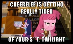 Twilight can't into computers