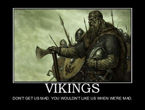 Vikings Are the Hulks of History