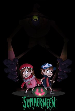 Happy Summerween, Everyone!