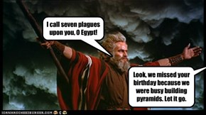 Moses: Behind the Exodus