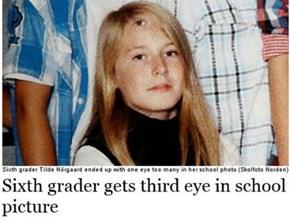 One Enlightened Sixth Grader