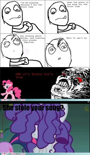 Pinkie's Song