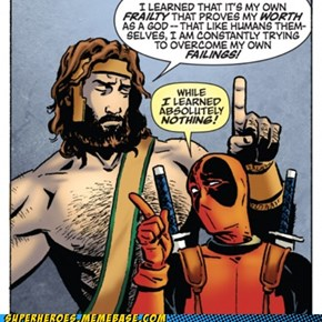 Deadpool Doesn't Really Have a Character Arc