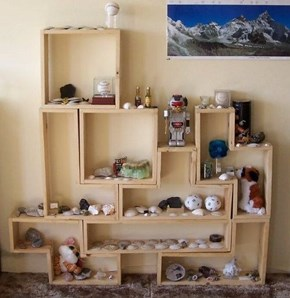 The Perfect Stacking Shelves