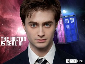 The new Doctor leaked!