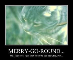 MERRY-GO-ROUND...
