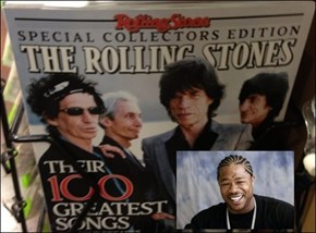 Yo dawg, I heard you like the Rolling Stones