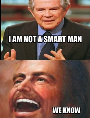 Pat Robertson the LOL