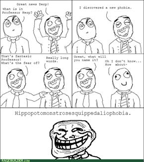 Professor Troll PhD.