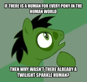 Dem Equestria Girls Plot Holes