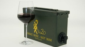 Wine You Can Take to Battle