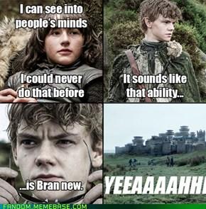 Bran Spanking New