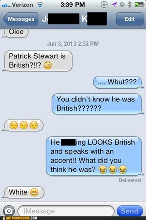 What, Are You Saying All British Guys Look Alike?!