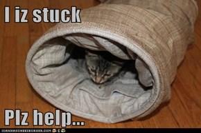 I iz stuck  Plz help...