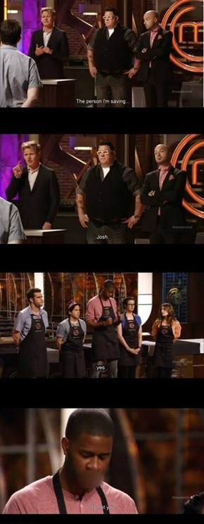 Way to Be Mean, Gordon Ramsay!