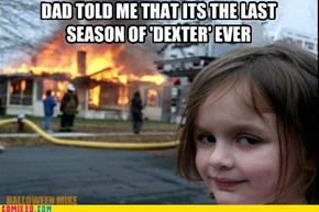 Last Season of 'Dexter' ever!