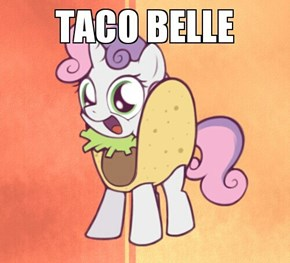 Gotta Love Fast Food Ponies