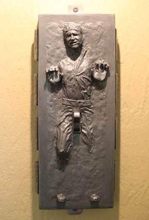 Well, SOMETHING Needs to Get Unfrozen From That Carbonite