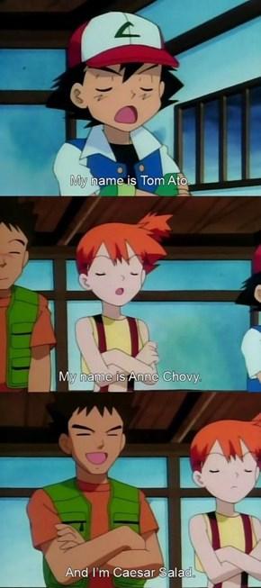 Brock is the Best
