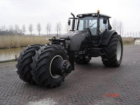 What if Batman Had a Few Acres to Tend?
