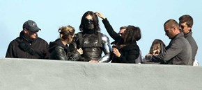 New Stills From Captain America: Winter Soldier