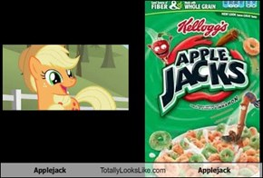 Applejack Totally Looks Like Applejack
