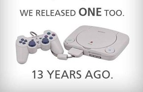 The PSOne Was First