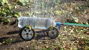 Quenching Sprinkler System