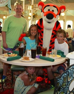 The Horrible Thing About Tiggers