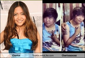 Charice Totally Looks Like Charixzszxzsz