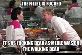 Dead fucking meat!
