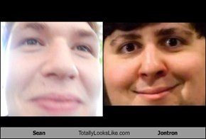 Sean Totally Looks Like Jontron