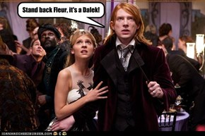 Bill Weasley for 12th Doctor