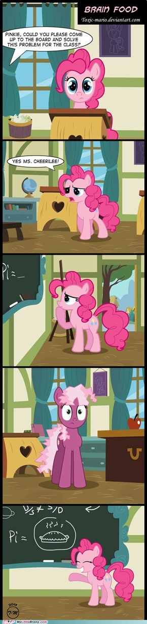 pinkie was never good at math...