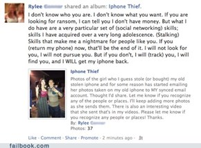iphone thief