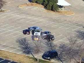 The Guy in the Middle Took Up Four Parking Spots. U Mad Now, Bro?