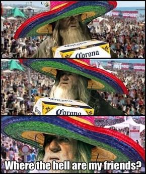 Every festival ever.