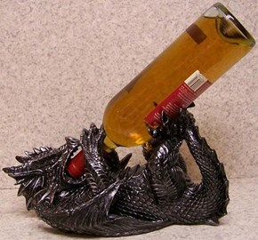 What Do Dragons Like More Than Gold? WINE!