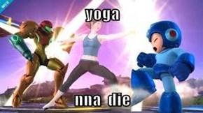 yoga  nna  die