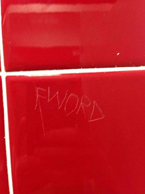 The Language in This Graffiti is Getting Out of Hand