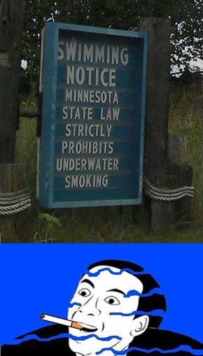 Damn Those Fascist Minnesota Laws!