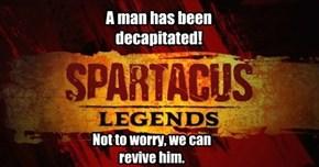 Spartacus Logic