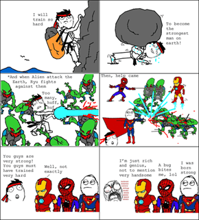 The Difference Between Japanese and American Superheroes