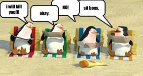 sit boys.