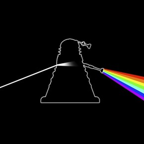Dalek Side of the Moon