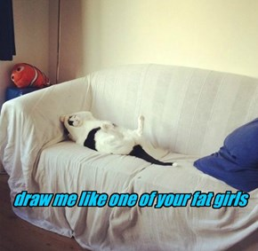 draw me like one of your fat girls