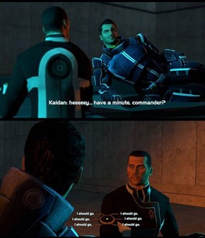 Have a Minute, Commander?
