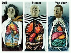 The Anatomy of Art