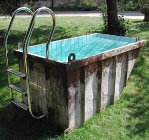 Dumpster Pool