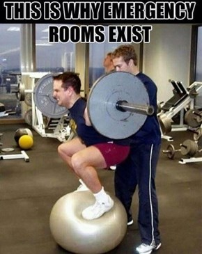 Working Out Like a Genius